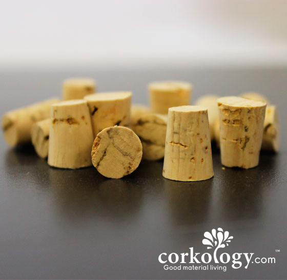 Cork Stoppers # 0 - 20 pack