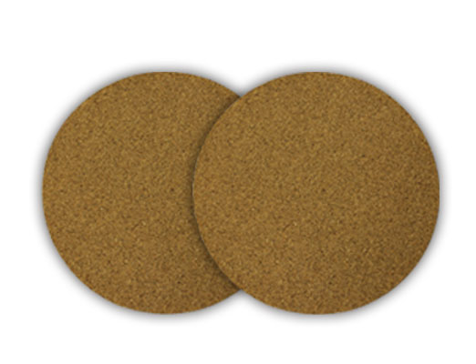 "14"" dia. Cork Plant Mat - 2 in pack - Free shipping - Click Image to Close"