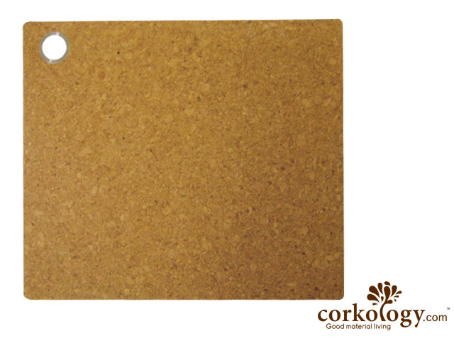 Rectangle Cork Placemat with Ring
