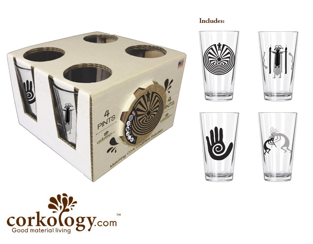 Petroglyphs Pint Pack
