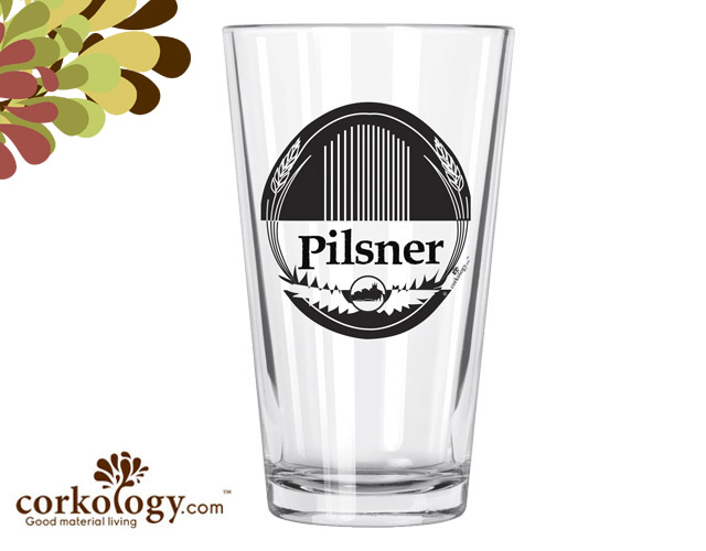 Pilsner Pint Glass