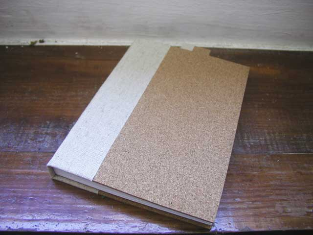 Cork Oak Journal - Beige