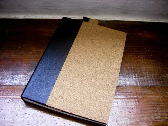 Cork Oak Journal - Black