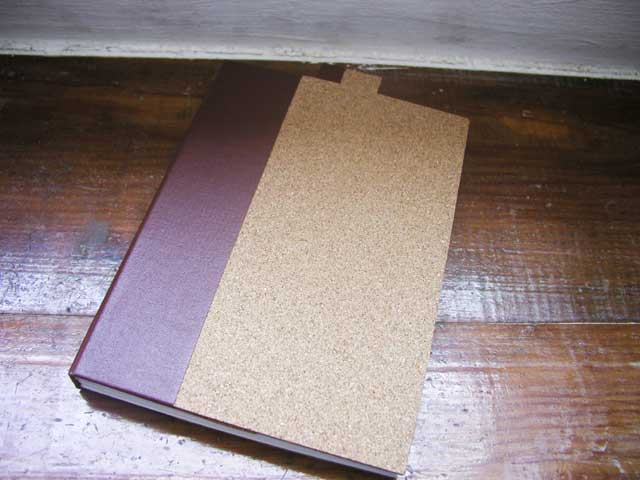 Cork Oak Journal - Brown