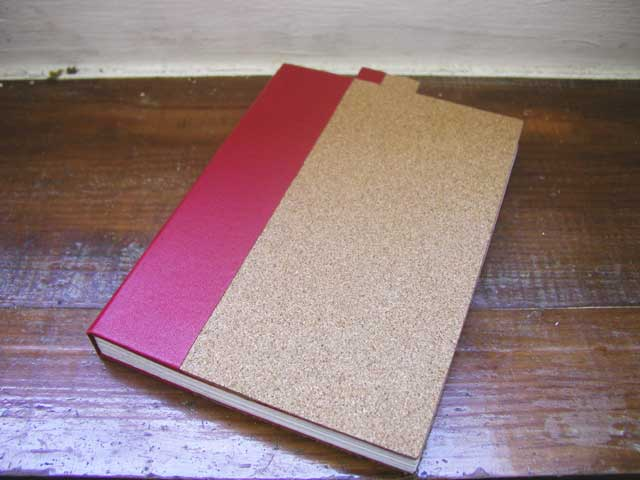 Cork Oak Journal - Red
