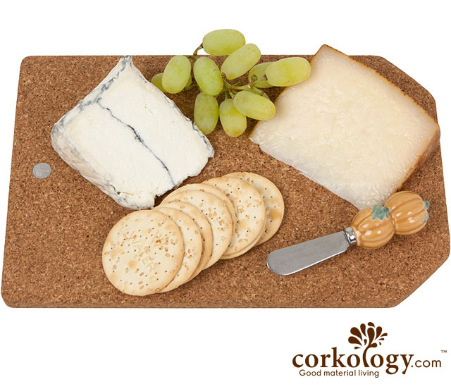 Cork Cutting board / Cheese Board